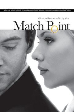 Poster for the movie Match Point