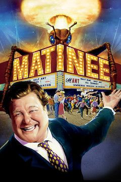 Matinee movie poster.