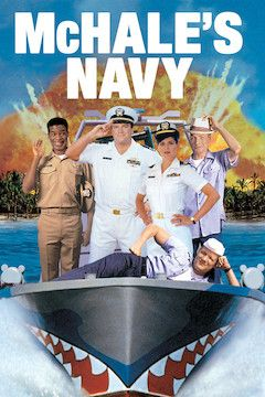 McHale's Navy movie poster.