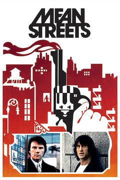 Mean Streets movie poster.