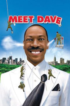 Meet Dave movie poster.