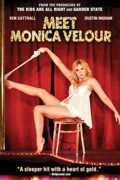 Meet Monica Velour movie poster.