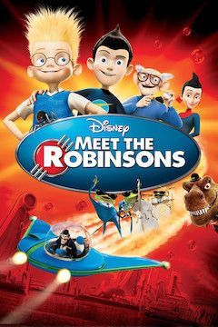 Meet the Robinsons movie poster.