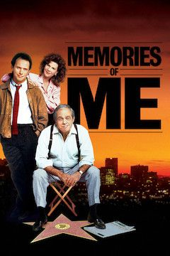 Poster for the movie Memories of Me