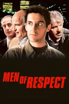 Men of Respect movie poster.