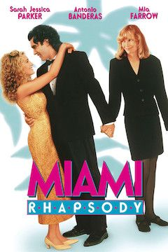 Miami Rhapsody movie poster.