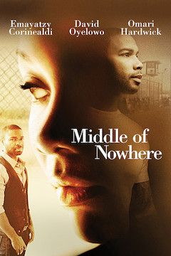 Middle of Nowhere movie poster.