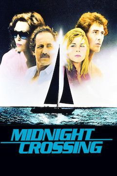 Midnight Crossing movie poster.