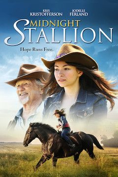 Midnight Stallion movie poster.
