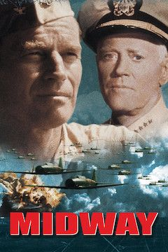 Midway movie poster.