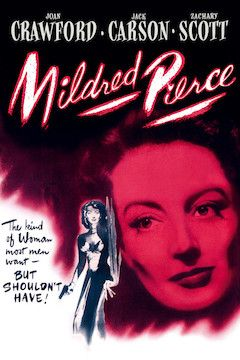 Mildred Pierce movie poster.