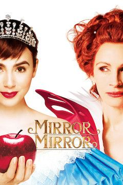 Mirror Mirror movie poster.