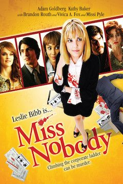 Miss Nobody movie poster.