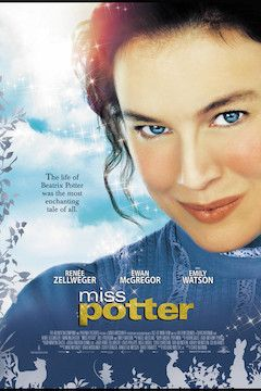 Miss Potter movie poster.