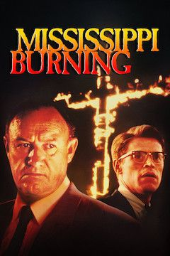 Poster for the movie Mississippi Burning
