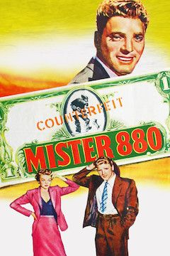 Poster for the movie Mister 880
