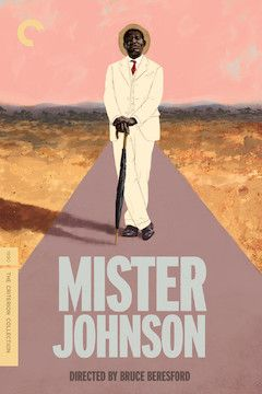 Mister Johnson movie poster.