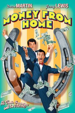 Money From Home movie poster.