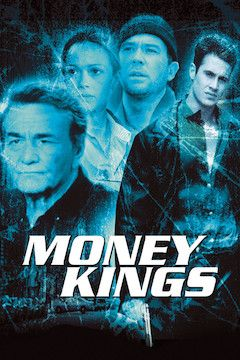 Money Kings movie poster.