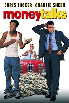 Money Talks movie poster.