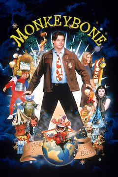 Monkeybone movie poster.
