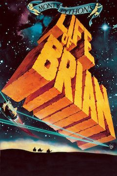 Monty Python's Life of Brian movie poster.
