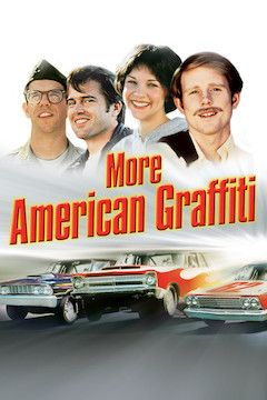 More American Graffiti movie poster.