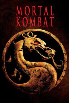Mortal Kombat movie poster.