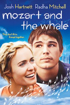 Poster for the movie Mozart and the Whale