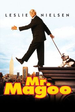 Mr. Magoo movie poster.