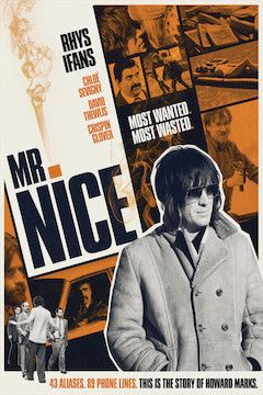 Mr. Nice movie poster.