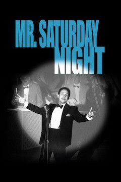 Poster for the movie Mr. Saturday Night