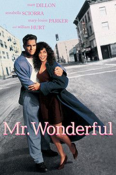 Mr. Wonderful movie poster.