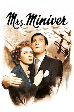 Mrs. Miniver movie poster.