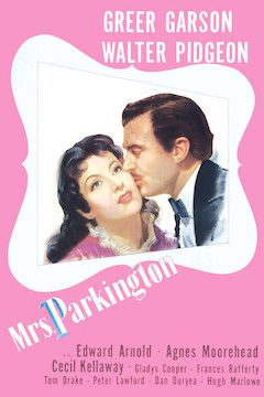 Poster for the movie Mrs. Parkington
