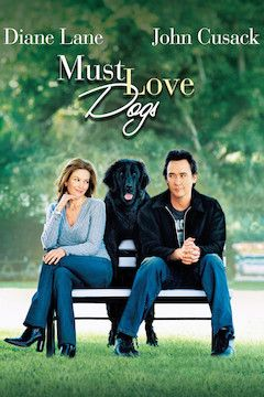 Must Love Dogs movie poster.