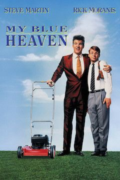 My Blue Heaven movie poster.