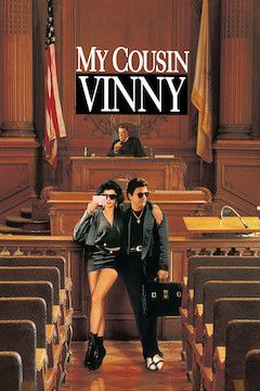 My Cousin Vinny movie poster.