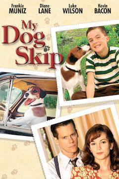 My Dog Skip movie poster.
