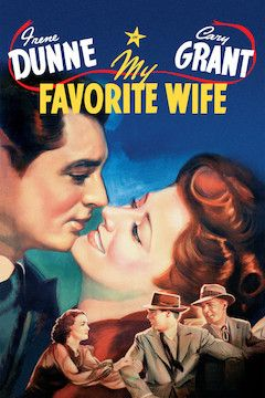 My Favorite Wife movie poster.