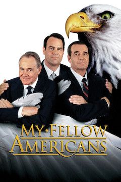 My Fellow Americans movie poster.