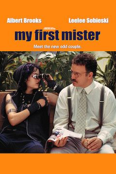 My First Mister movie poster.