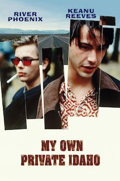 Poster for the movie My Own Private Idaho