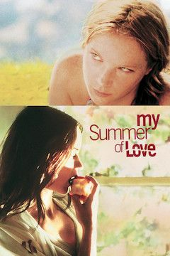 My Summer of Love movie poster.