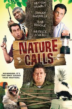 Nature Calls movie poster.