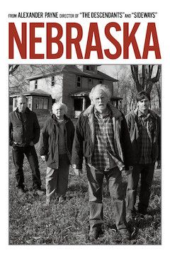 Nebraska movie poster.