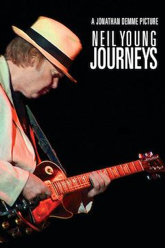 Neil Young Journeys movie poster.