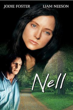 Nell movie poster.