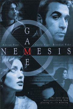 Nemesis Game movie poster.