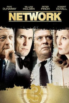Network movie poster.